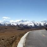 Der letzte Pass vor der Grenze zu Nepal