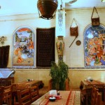 Im Teehaus in Shiraz