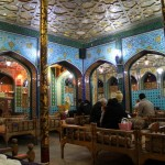 Traditionelles Restaurant in Esfahan
