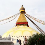 Boudhanath-Stupa – Pilgerstätte der Exiltibeter