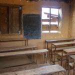 """Ein gut """"ausgestatteter"""" Klassenraum"""