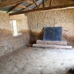 Klassenraum der 1. Klasse