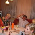 Geburtstagsfeier beim Cousin