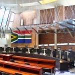 Johannesburg – im Verfassungsgericht