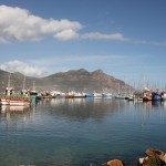 Hafen in Hout Bay