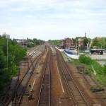 Alte Heimat – Bahnhof