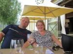 Wein Tasting bei Erni Els
