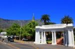 Mt. Nelson Hotel mit Blick auf den Tafelberg