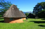 Swaziland – Häuschen von Draußen