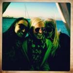 Steffi, Jani und Angie
