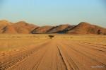 Auf dem Weg zur Namib