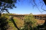 Victoria Falls – Brücke nach Zambia