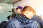 Zug nach Victoria Falls – nicht Authorisierter Schnappschuss unserer Kamera