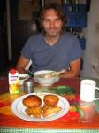 Frühstück…