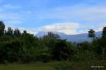 Blick auf den Kilimanjaro