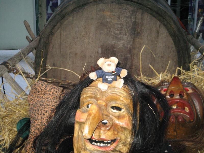 Auf dem Hexenwagen in Wernau