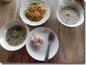Kokossuppe, Pad Thai und grünes Curry
