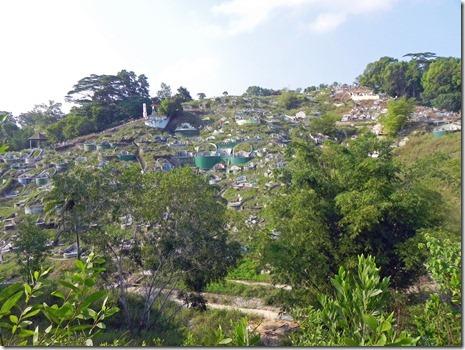 Friedhof Sandakan