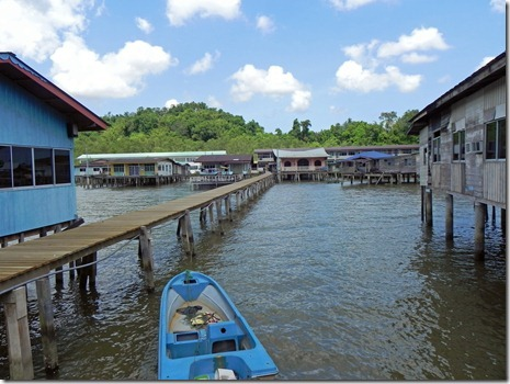 Water village Brunei