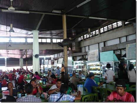 Nasi Campur Stände im Central Market