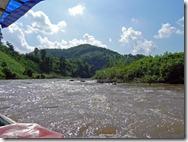 Bootsfahrt nach Chiang Rai