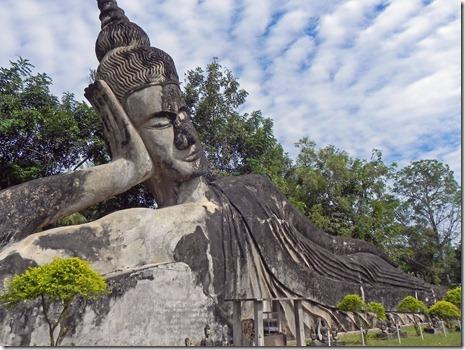 Buddah Park Vientiane