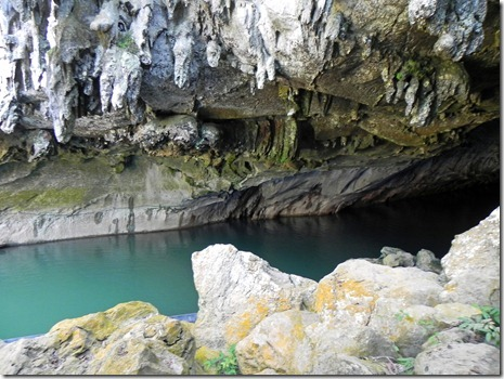 Eingang Konglor Cave