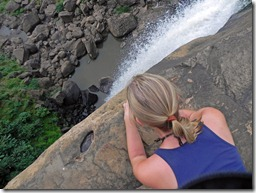 Soung Wasserfall bei Tad Lo