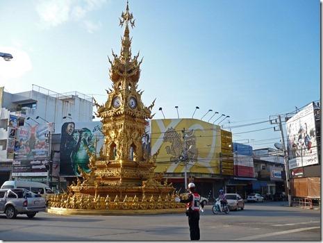 Uhrenturm Chiang Rai