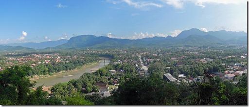 Blick vom Phou Si