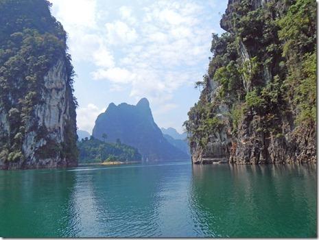 Stausee Khao Sok