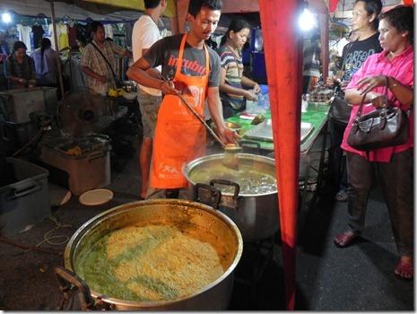 Nachtmarkt in Trang
