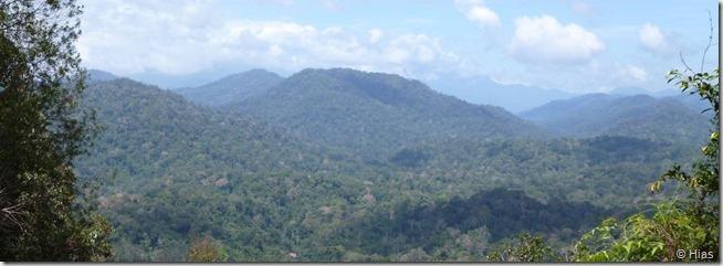 Bukit Terisek
