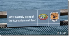östlichster Punkt Australiens