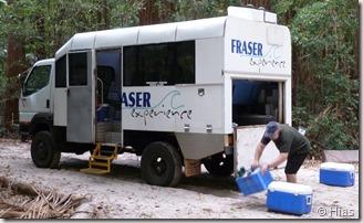 Fraser Truck